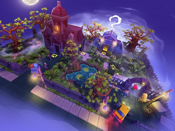 Puzzle Adventure: Solve Mystery 3D Logic Riddles Android Game Image 4
