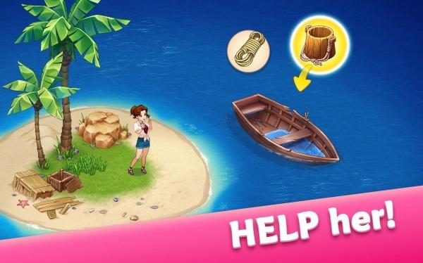 Taonga Island Adventure Android Game Image 1
