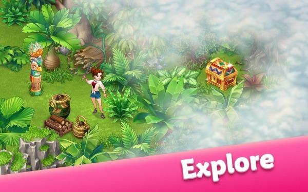 Taonga Island Adventure Android Game Image 2