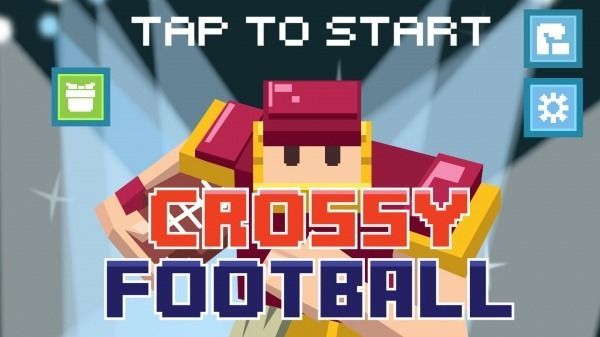 Crossy Football Android Game Image 1