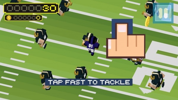 Crossy Football Android Game Image 2