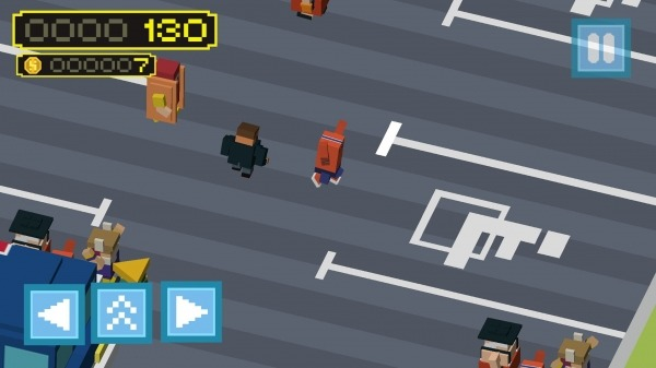 Crossy Football Android Game Image 4