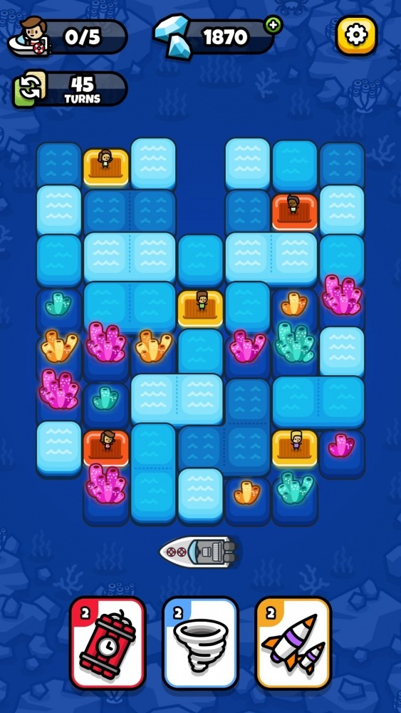 Sliding Seas Android Game Image 3