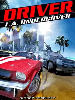Driver L.A.Undercover Java Game Image 1
