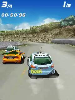 Rally Stars 3D Java Game Image 4