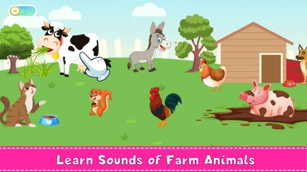 Animal Sound For Kids Learning Android Application Image 4