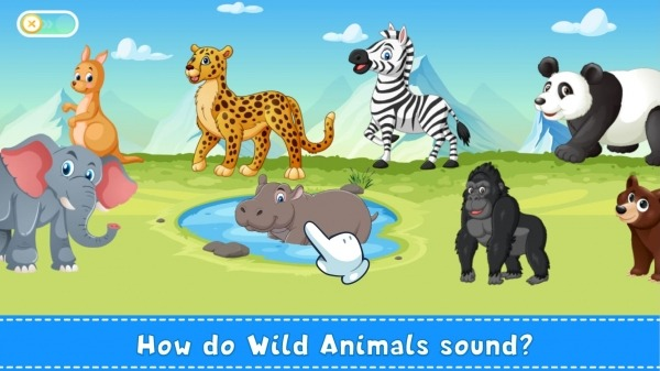 Animal Sound For Kids Learning Android Application Image 5