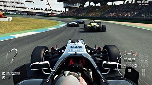 Grid Autosport Android Game Image 3