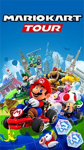 Mario Kart Tour Android Game Image 1