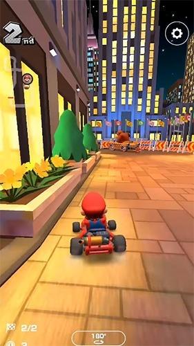 Mario Kart Tour Android Game Image 3