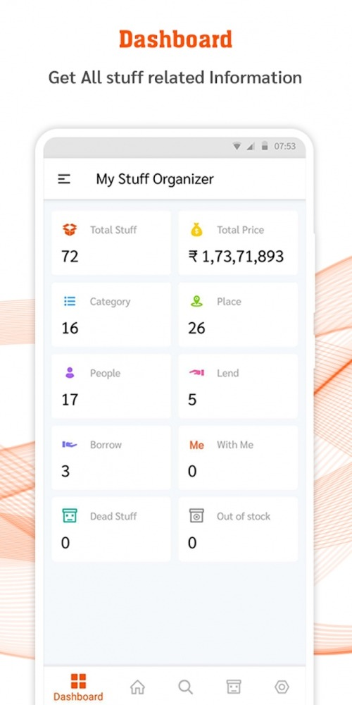 My Stuff Organizer: For Home Inventory Management Android Application Image 5