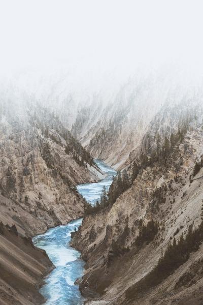 River Mobile Phone Wallpaper Image 1