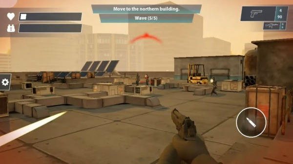 Black Bell Tactical FPS Shooter Android Game Image 3