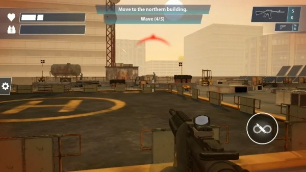 Black Bell Tactical FPS Shooter Android Game Image 4