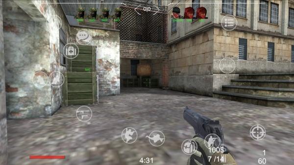 Brutal Strike - Counter Strike Brutal - CS GO Android Game Image 2