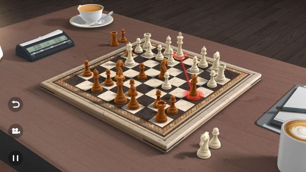 Real Chess 3D Android Game Image 2
