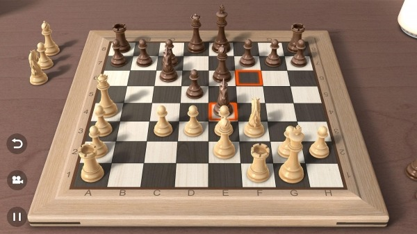 Real Chess 3D Android Game Image 3