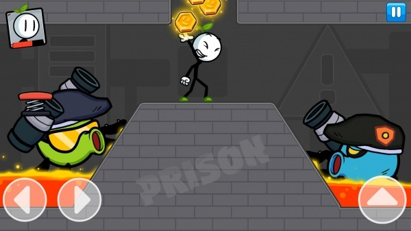Stick Prison - Stickman Escape Journey Android Game Image 2