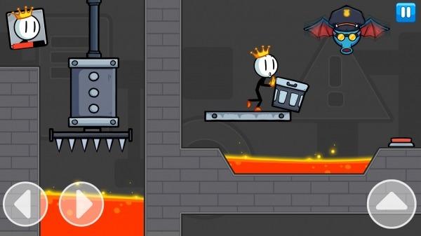 Stick Prison - Stickman Escape Journey Android Game Image 3