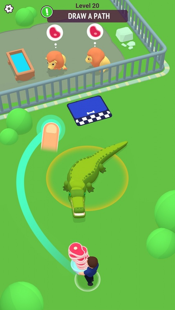 Zoo - Happy Animals Android Game Image 1