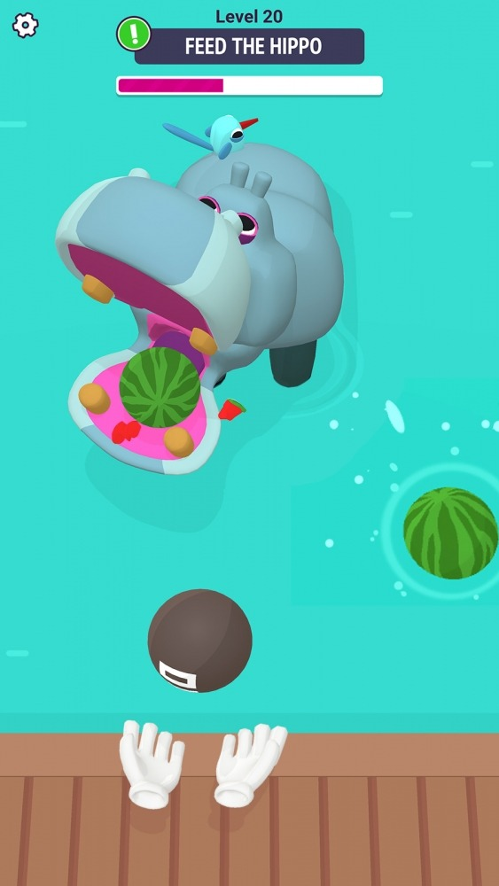 Zoo - Happy Animals Android Game Image 3