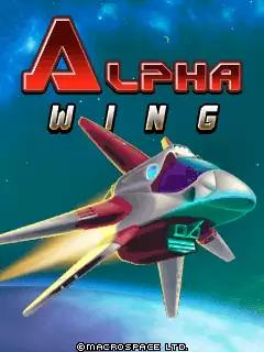 Alpha Wing Java Game Image 1