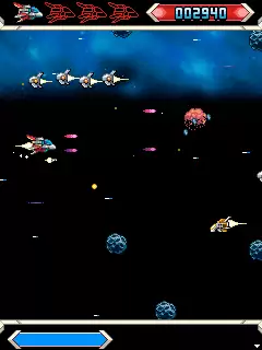 Alpha Wing Java Game Image 4