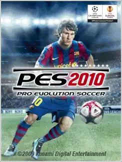 Pro Evolution Soccer 2010 (PES 2010) Java Game Image 1