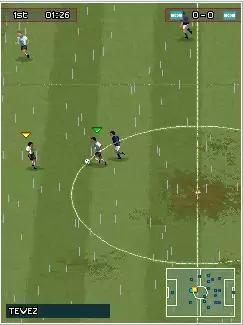 Pro Evolution Soccer 2010 (PES 2010) Java Game Image 2
