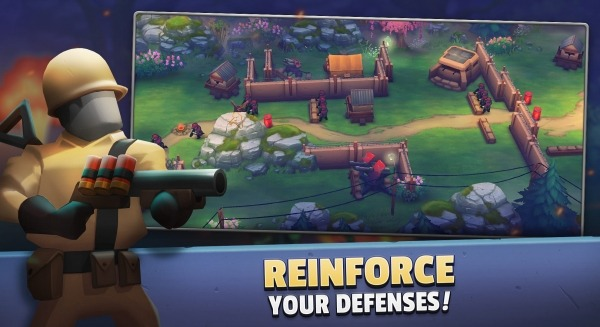 GUNS UP! Mobile Android Game Image 2