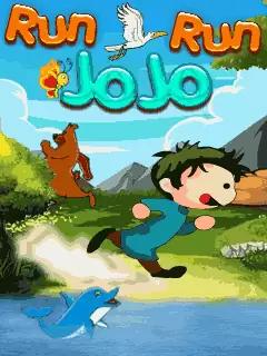 Run JoJo Run Java Game Image 1
