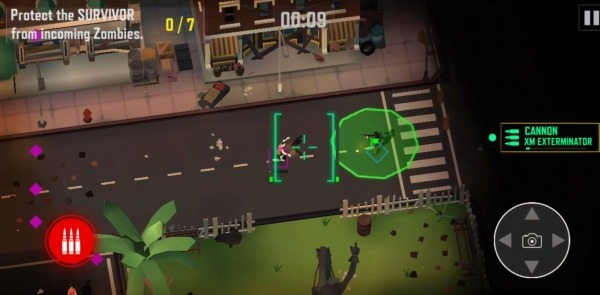 Drone 4: Zombie Strike Android Game Image 4