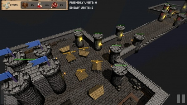 Medieval Castle Conqueror Android Game Image 1