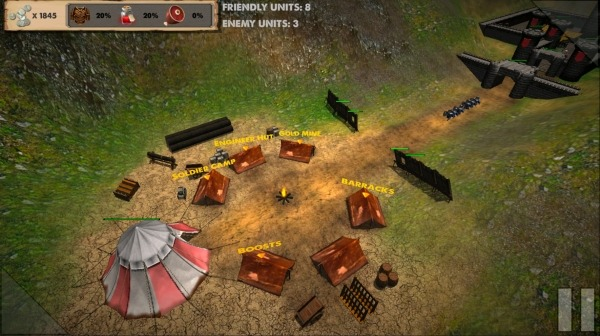 Medieval Castle Conqueror Android Game Image 2