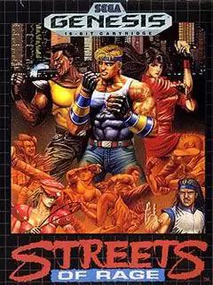 Street Of Rage Java Game Image 1