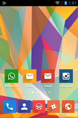 Voxel Icon Pack Android Theme Image 3