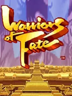 Warriors Of Fate Java Game Image 1