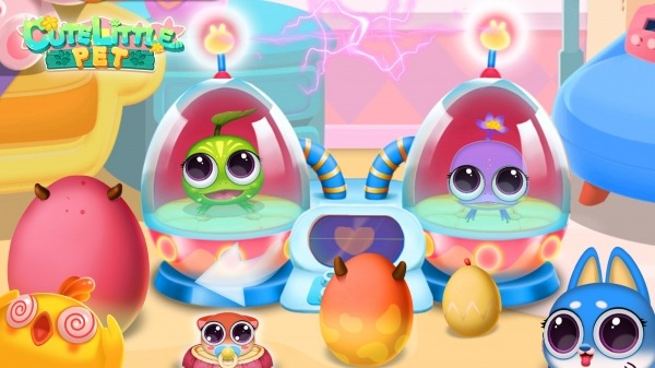Cute Little Pet Android Game Image 1