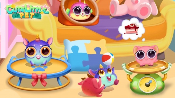 Cute Little Pet Android Game Image 2