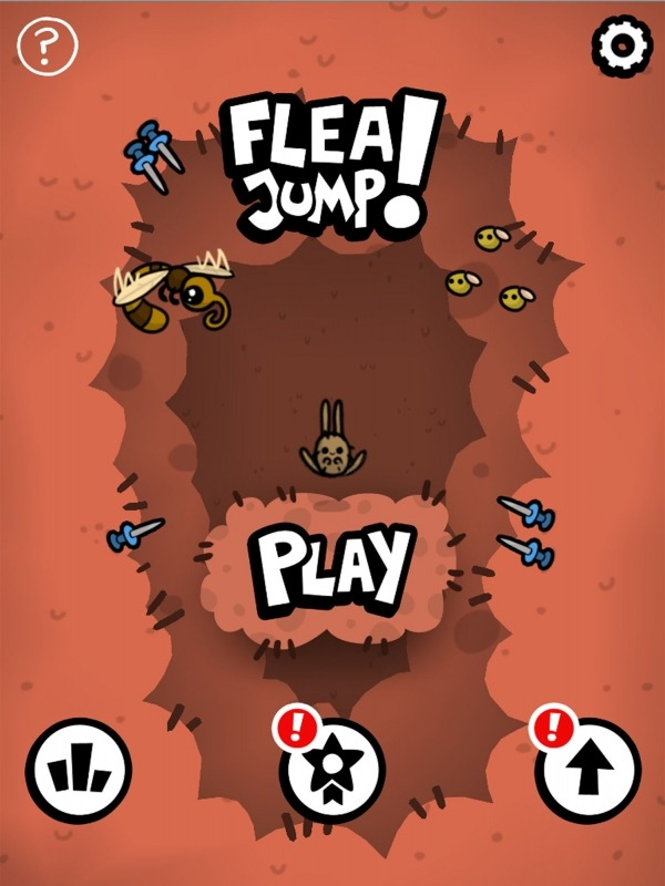 Flea Jump! Android Game Image 1