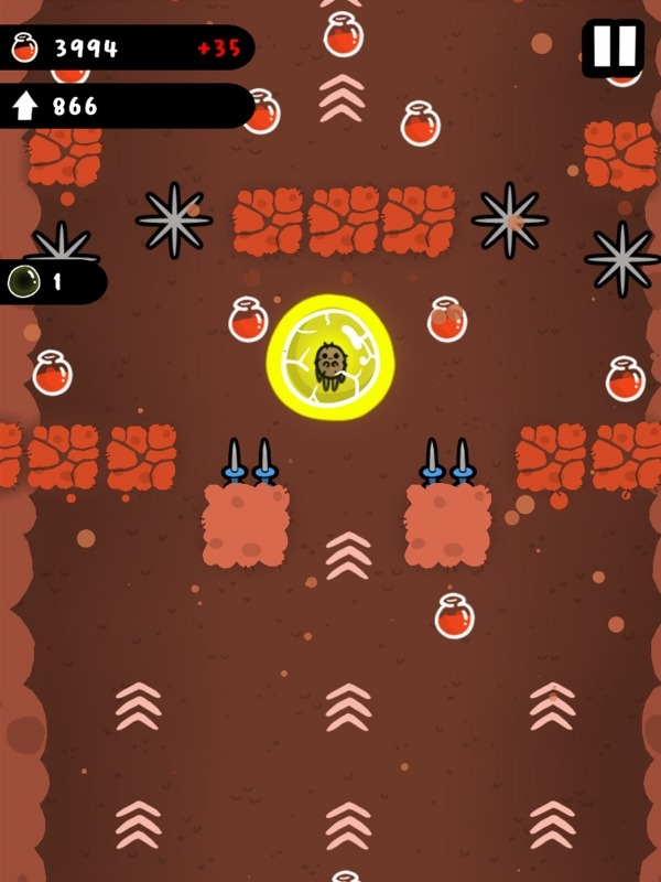 Flea Jump! Android Game Image 3
