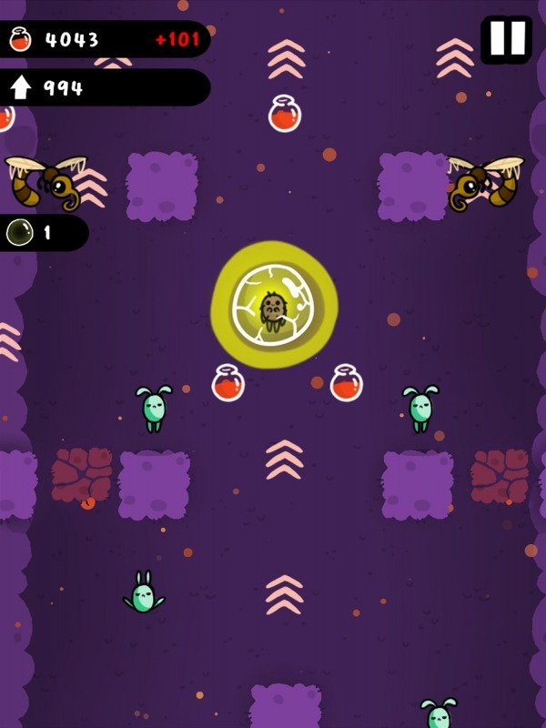 Flea Jump! Android Game Image 4