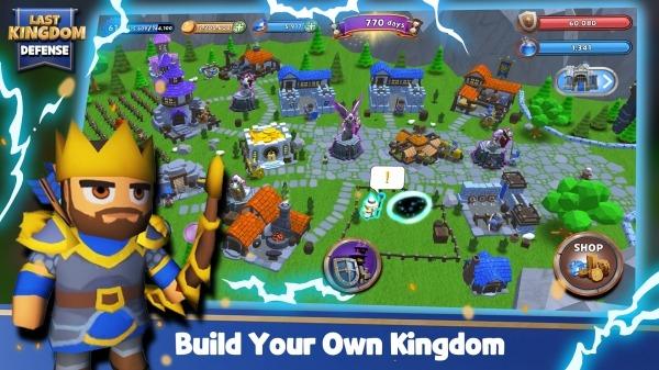 Last Kingdom: Defense Android Game Image 1