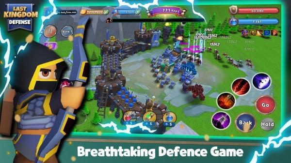 Last Kingdom: Defense Android Game Image 2