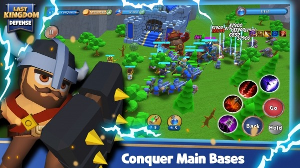Last Kingdom: Defense Android Game Image 3