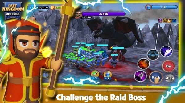 Last Kingdom: Defense Android Game Image 4
