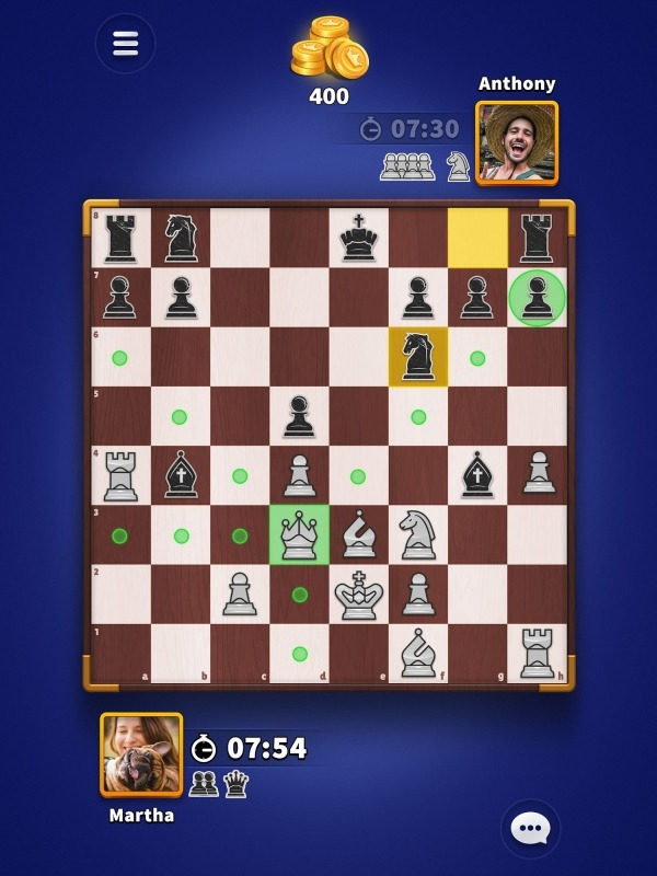 Chess Clash - Play Online Android Game Image 3