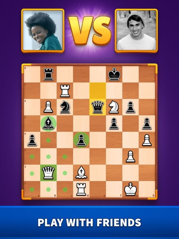 Chess Clash - Play Online Android Game Image 4