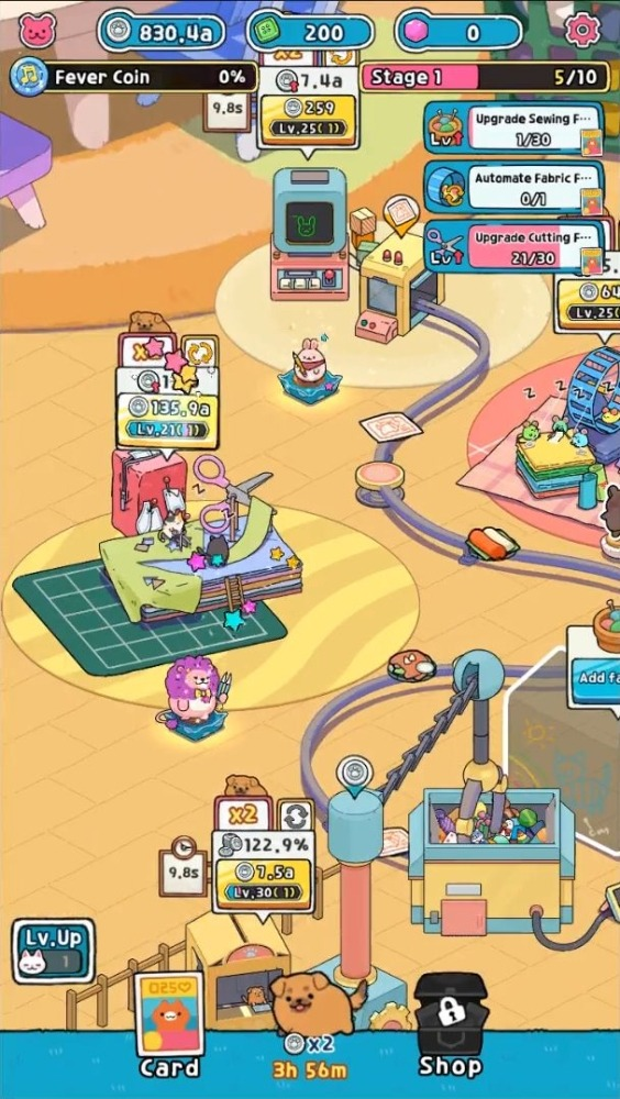 Idle Toy Claw Tycoon Android Game Image 4