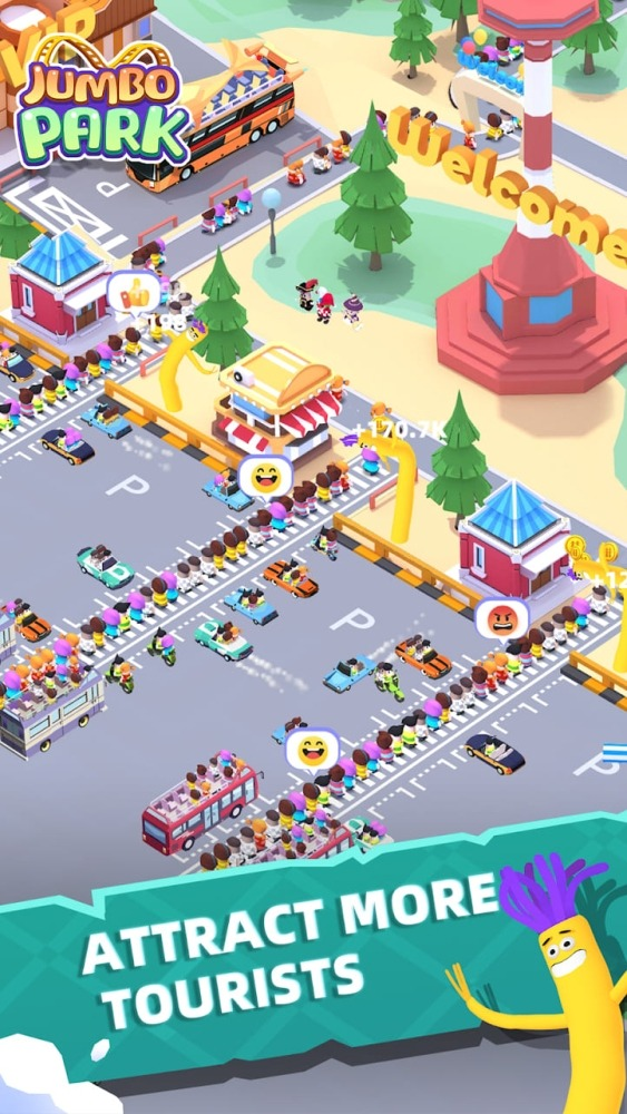 Jumbo Park Android Game Image 1